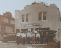North Beach Fire Department photo